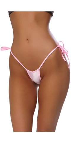 Mini Tie Side G-String
