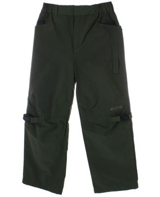 R: Alphabet Green Hiking Pants 8y