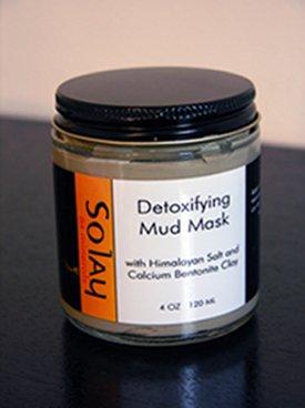 Solay Daily Detox Gentle Face Scrub (4 oz/120 mil jar)