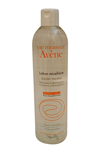 Avene Eau Thermale Micellar Lotion Cleanser and Make-Up Remover 400 ml