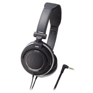 [Parallel import goods] Audio Technica Audio-Technica ATH-SJ55 BK BLACK | Portable Headphone headphones (Japan Import)