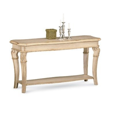 Cheap Wynwood Cordoba Sofa/Console Table in Antiguo Blanco (1636-08)