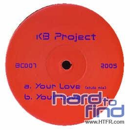 DJ Scot Project / Y (How Deep Is Your Love)