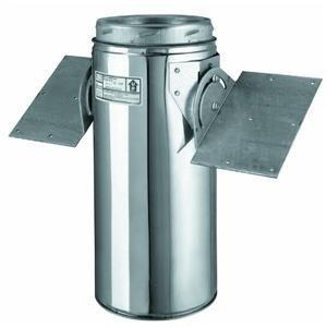 Selkirk Metalbestos 6T-Rsp 6-Inch Stainless Steel Roof Support Package