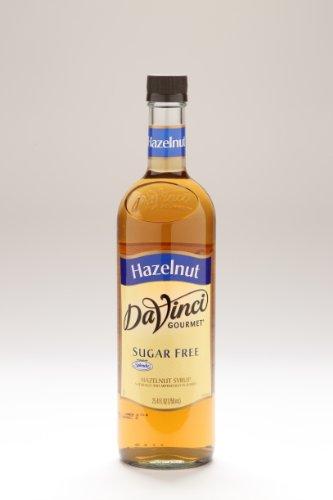 Da Vinci Sugar Free Original Hazelnut Syrup