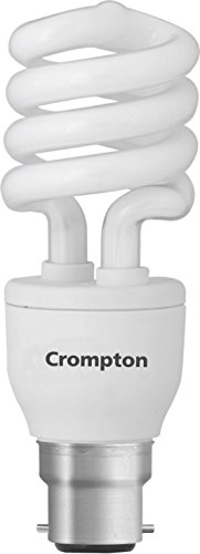 Crompton Greaves Spiral 15 Watt CFL Bulb (Cool Day Light) Image