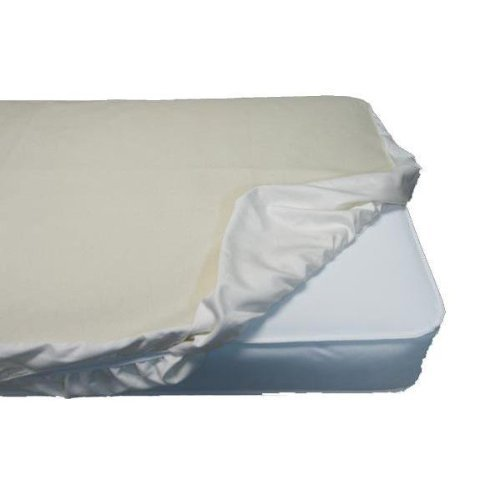 Naturepedic Waterproof Fitted Crib Pad, 28X52 Water Proof Pad Baby Infant Soft Naturepedic Mattress front-279127