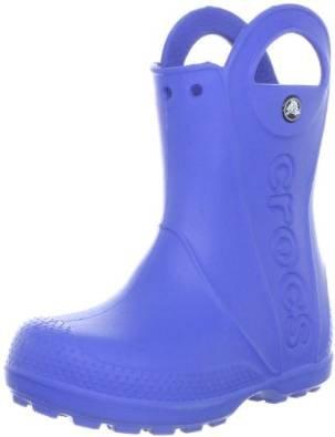 Crocs Kids Gummistiefel-Kids Blue Sea Kroko-Handle It Rain Boots bestellen
