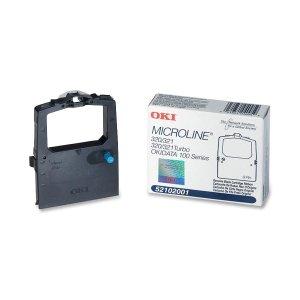 Okidata Black Ribbon For Ml184/186/120Ml172/180/190/320/32 (Computer / Printer Ink & Toner)