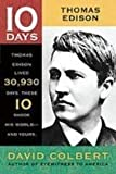 Thomas Edison (10 Days That Shook Your World) (1439554153) by Colbert, David