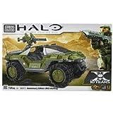 Mega Bloks Halo Warthog Anniversary Edition (96973)