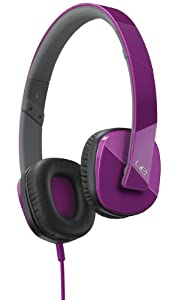 Logitech 982-000074 UE 4000 Headphones - Purple (Discontinued by Manufacturer)