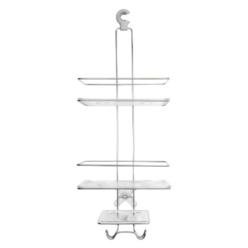 OXO Good Grips Stainless Steel Shower Caddy (Best Shower Caddy compare prices)