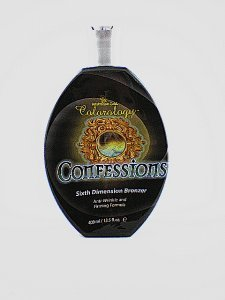 Australian Gold Confessions Sixth Dimension Bronzer Tanning Lotion 13.5 oz GREAT FOR MEN