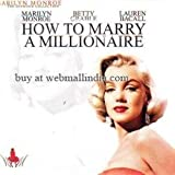 How To Marry A Millionaire [DVD]