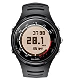 Suunto t3d Heart Rate Monitor and Fitness Training Watch(Black)