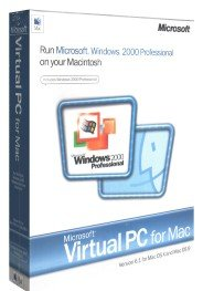 Microsoft Virtual PC for Mac 6.1 with Windows 2000 [Old Version]