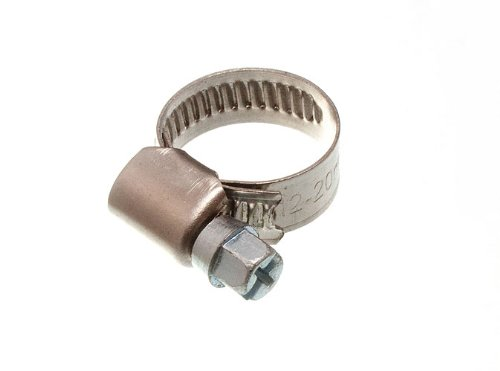 HOSE CLAMP JUBILEE CLIP 12MM - 20MM SS STAINLESS STEEL ( pack of 100 )