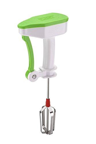 Valamji Egg Beater Lassi Butter Milk Maker Mixer Power Free Hand Blender - B0744MQ5WP