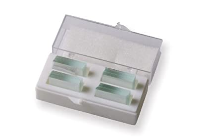 Microscope Cover Glass ( COVER, MICRO, GLASS, 0.14MM THICK, 22X60MM ) 600 Each / Case by Med Industries Preferred Partner