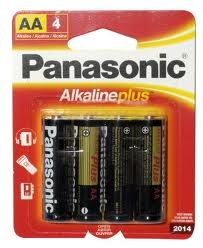 384 Panasonic AA Alkaline Plus 2015 wholesale lcd alkaline water ionizer