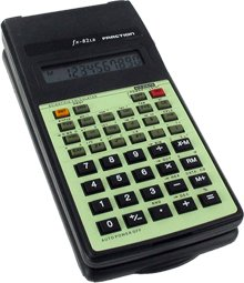 10 Digit Display Scientific Calculator