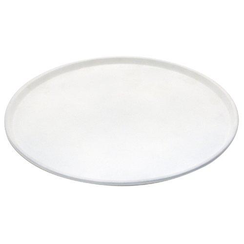 Ceramabake Bc1000 Range Kleen Pizza Pan, 12-Inch, White