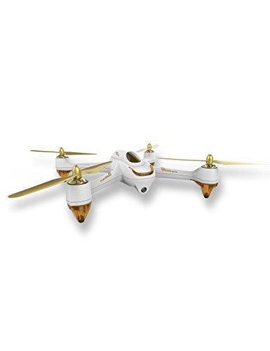 Hubsan H501S X4 FPV Brushless Quadcopter (White)