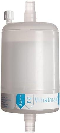 Whatman 6710-7504 Polycap TF 75 PTFE Membrane Capsule Filter, 60 psi Maximum Pressure, 0.45 Micron