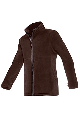 baleno-henry-giacca-in-pile-marrone-marrone-medium