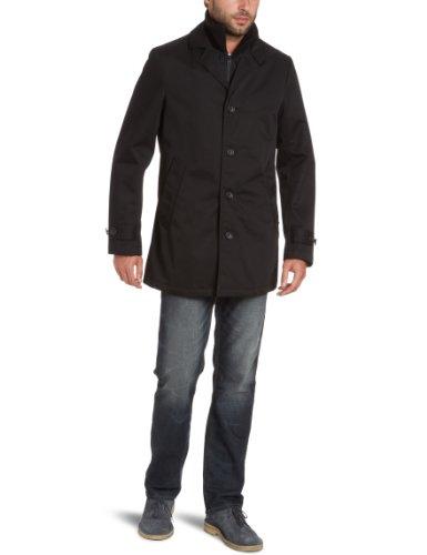 Matinique Men's D36610009 Contral Short Coat Black (050 Black) 56