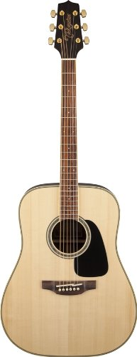 Takamine Gd51-Nat Dreadnought Acoustic Guitar, Natural