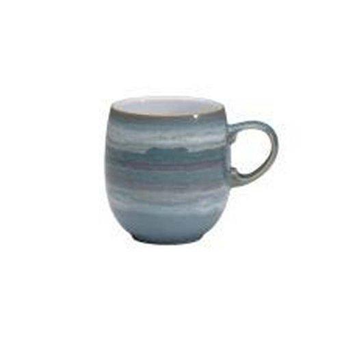Denby Azure Coast Large Curve Mug 10cm