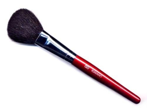 五大洲化粧筆 チークブラシ 熊野筆