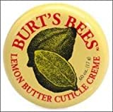 Burt's Bees Lemon Butter Cuticle Creme - 17g