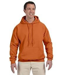 Gildan - 9.3 oz 50/50 Pullover Hooded Sweatshirt, Texas Orange, 3XL