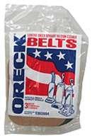Oreck Vacuum Cleaner Belts front-241695