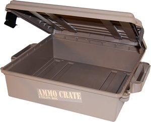 Why Should You Buy MTM ACR5-72 Ammo Crate Utility Box with 4.5 Deep, Medium, Dark Earth