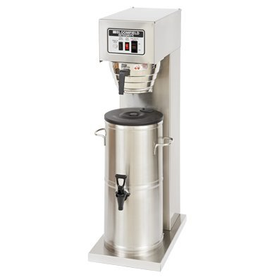 Bloomfield Integrity Coffee Maker Parts : Bloomfield 8748-5G Integrity Automatic Iced Tea Brewer, 5-Gallon, Single, Stainless Steel, 17 ...