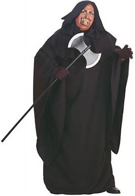 Full Cut Robe Men's Costume Adult Halloween Outfit