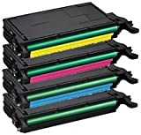 Toner Tap Cartridge Set for