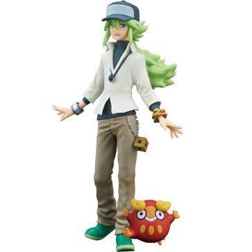 Banpresto 48520 Pokemon Best Wish DXF Figure ~Partners N~ (N with Darumaka)