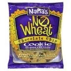 Nanas Cookie Company Nana's Cookie No Wheat Chocolate Chip 3.5 oz Chocolate Chip 12 Cookies