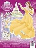 Disney Princess: Wall Stickers - Belle