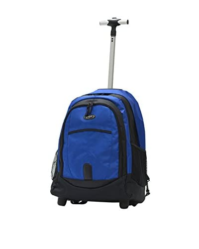 Olympia 19-Inch Rolling Backpack, Blue