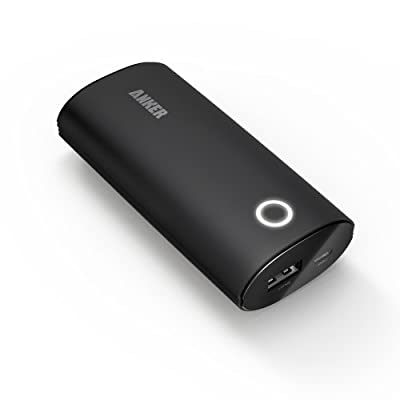 Anker 2nd Generation Astro External Battery 6400mAh - Retail Packaging - Blue by Anker