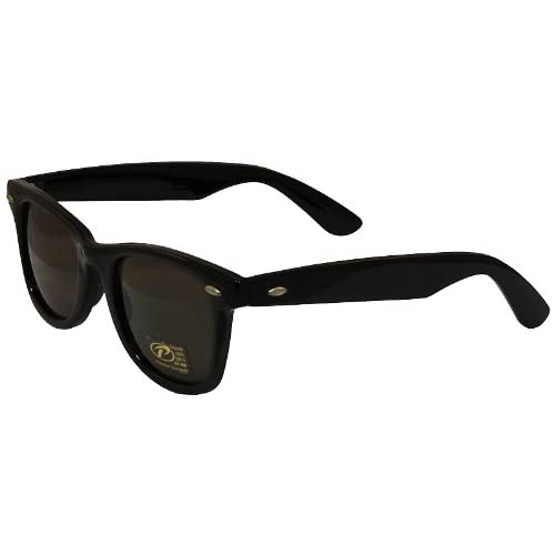 Black Frame Glasses Images : Amazon.com: Pacific Coast Blue Brothers Glasses (Black ...