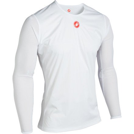 Buy Low Price Castelli Wind Base Layer Long Sleeve Top (B005J39W98)