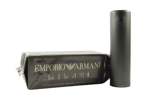 Emporio Armani Homme Eau De Toilette Spray 100ml