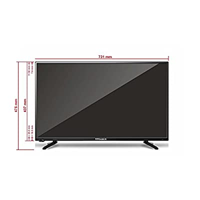 Maser M315CIN 31.5 Inches (80 cm) HD LED-TV